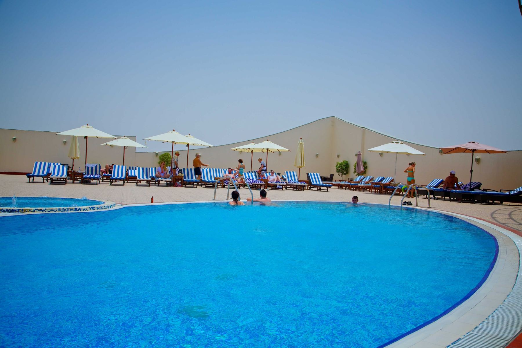 Al Barsha Roof Top Pool